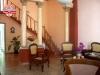 Casa San Luis - sala y escalera